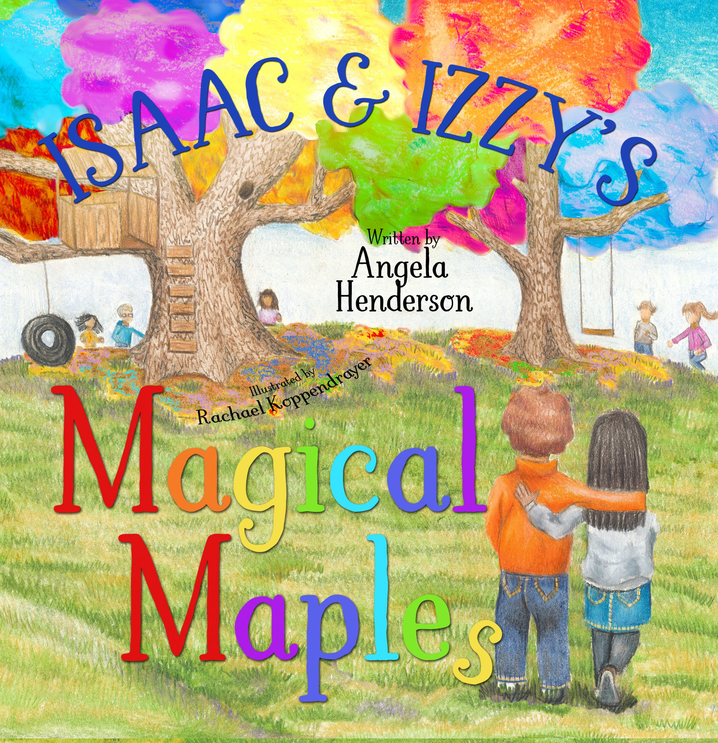 Isaac & Izzy's Magical Maples